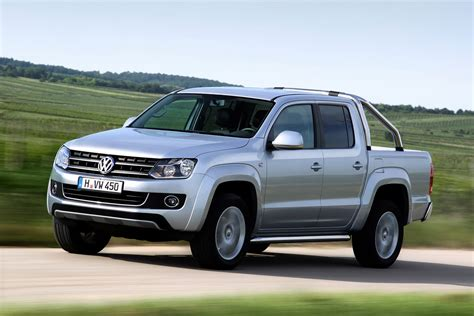 New Vw Truck by Vw Prices Amarok Truck From 163 16 995 In The Uk