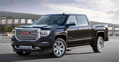2019 Gmc 1500 Diesel by New Gmc 2019 2500 Diesel 3500 Detroit Auto Show