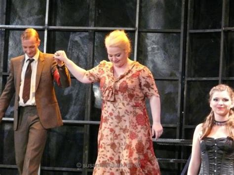 burgfestspiele bad vilbel  cabaret sissy staudingen