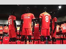 LFC Store Liverpool ONE