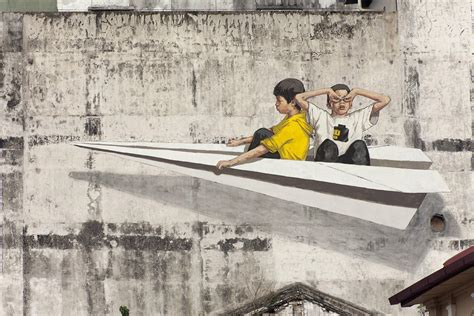 Thank you, and stay safe! PHOTOS/VIDEO Ernest Zacharevic On A Mission To Paint Seven Murals In Ipoh