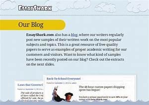 New Samples of Academic Essays on EssayShark.com Blog