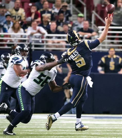 st louis fans rams worth watching   day