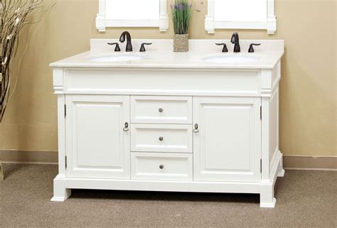 Inch Double Traditional Single Sink Vanity Wood By