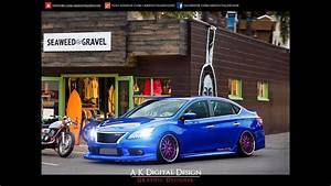 2013 Nissan Sentra Modified