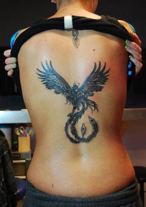 Tatouage Phoenix Homme