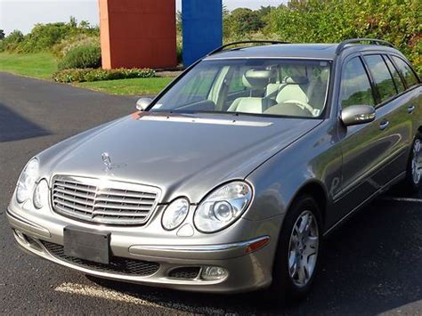 The new wagons will bow this fall, priced at about $49,000 for an e320 wagon and roughly $58,000 for an e500. Find used 2004 MERCEDES E320 WAGON 4MATIC NAVIGATION 3RD ROW SEAT in Woodbury, New Jersey ...
