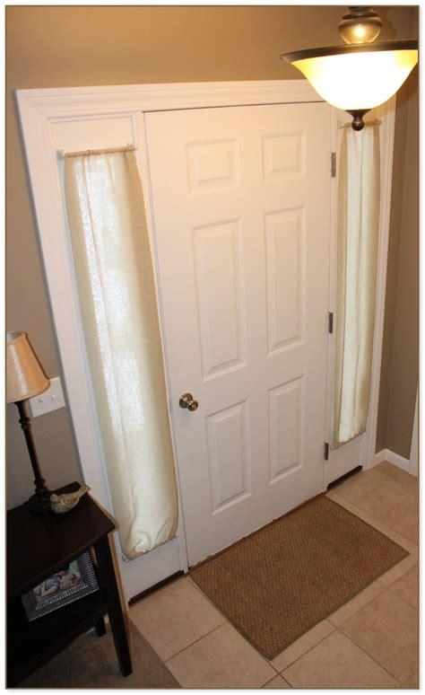 Front Door Curtain Panel by Front Door Curtain Panel