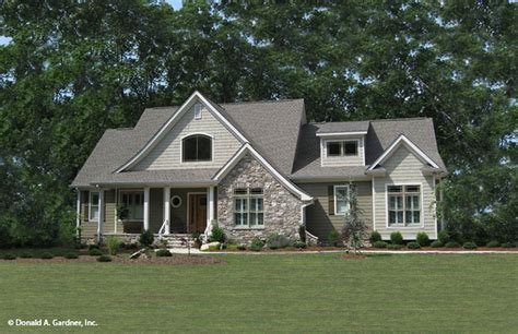 Home Plan The Kellswater By Donald A. Gardner Architects