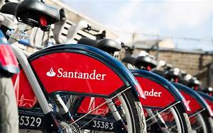 Santander Cycles App Transport For London