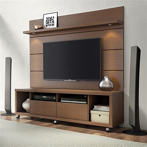 manhattan comfort cabrini tv stand  panel  bed