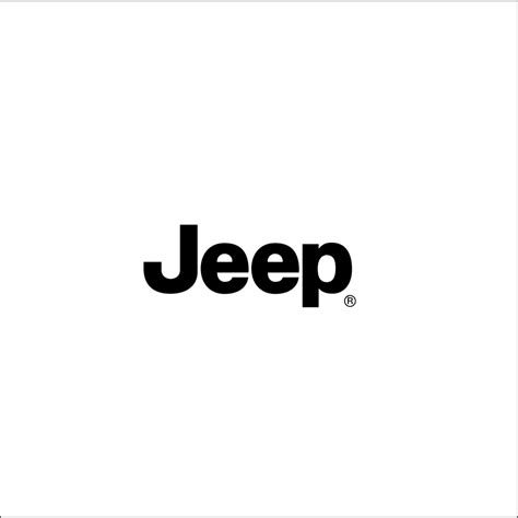 jeep logo vector jeep logo vector free download vectors like