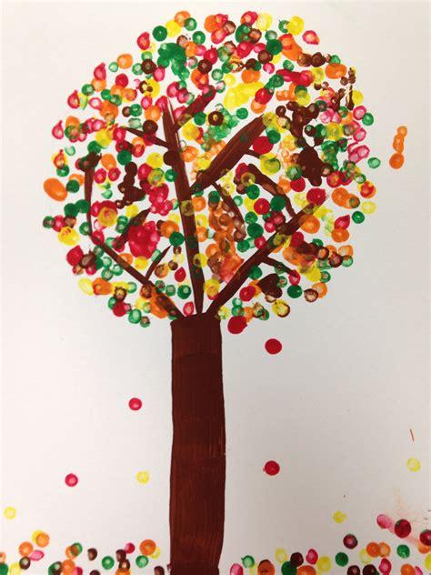 fall trees  tips  paint love  herfst