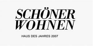 Schöner Wohnen Haus Des Jahres : awards steimle architekten ~ Yasmunasinghe.com Haus und Dekorationen