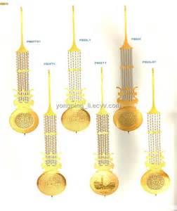 Grandfather Clock Pendulum Parts