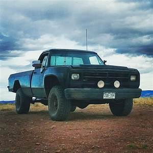 Dodge Ram 150 1990 For Sale In Gunnison  Co