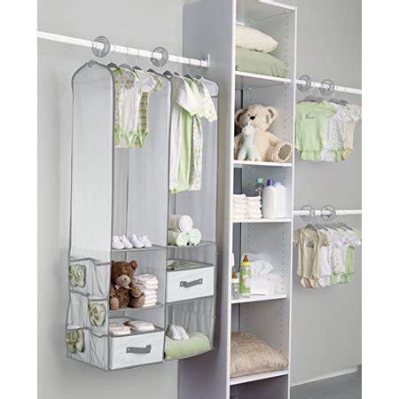 Walmart Baby Closet Organizer by Walfront Baby Nursery Closet Organizer 24 Pcs Children