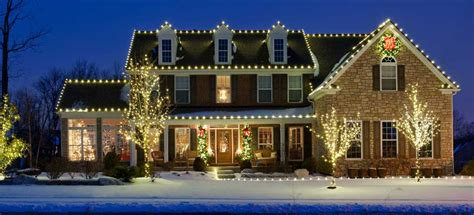 install christmas decorations on roof st louis mo missouri decor professional