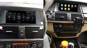 Bmw X5 E70  X6 E71  E72  Navigation Head Unit