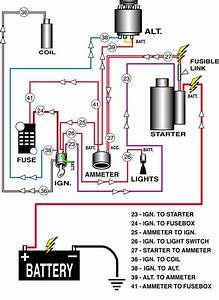 1972 Ford Pickup Wiring Schematic