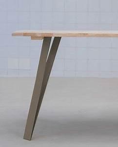 Pied De Table Metal Industriel : les 25 meilleures id es concernant pied de table metal sur ~ Dailycaller-alerts.com Idées de Décoration