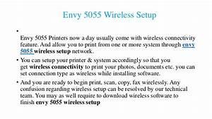 Envy 5055 First Printer Setup Driver Download