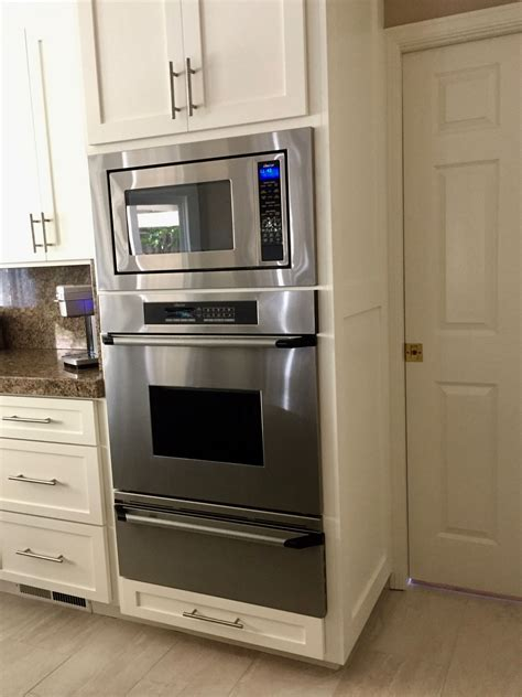 """This data is an integral part of how we operate our site, make revenue to support our staff, and generate relevant content for our audience. 30"""" custom trim kit for a Dacor microwave, model # DMW2420S   Design your kitchen, Trim kit ..."""