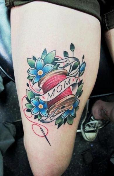sewing tattoo designs