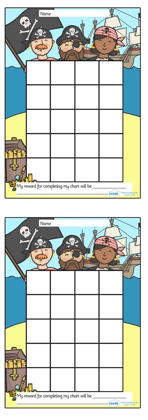 twinkl resources gt gt pirate sticker stamp reward chart 594 | 0616cdf29acfe58c2238b09ca878fa21