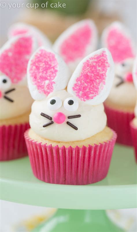 easy easter cupcakes marshmallow decorated cupcakes www pixshark com images galleries with a bite
