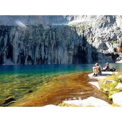 Green Girl » High Sierra Trail 2013