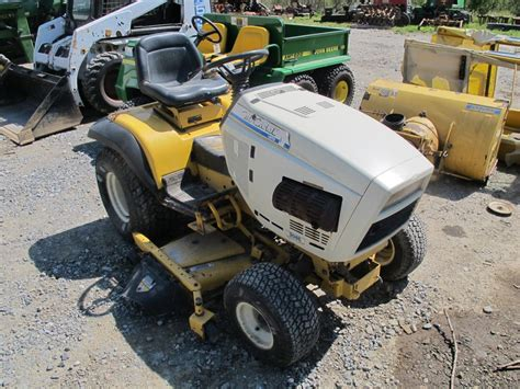 Used Mower Decks Cub Cadet by Cub Cadet 2086 Lawn Garden Tractor With 48 Quot Mower Deck