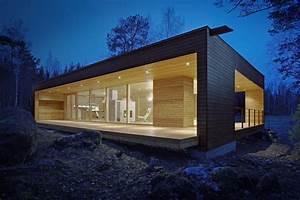 finnish cottage 1 plusvillas l rsvpcottages With maison toit plat en l 1 maison en kit toit plat
