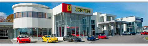 ferrari dealership ferrari app gives buyers more visible options at showrooms