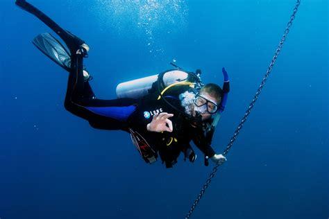 learn  scuba dive