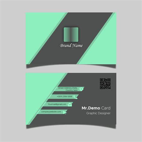 business card design   vectors clipart