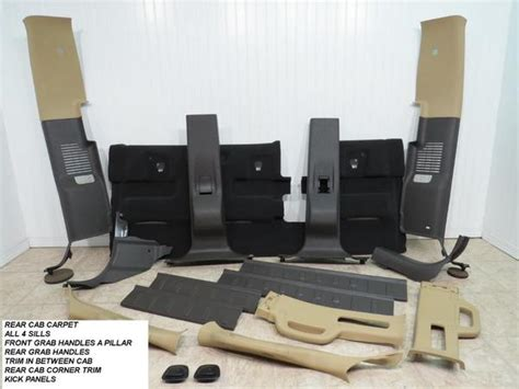 replacement ford   super duty set leather front