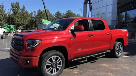 toyota tundra trd pro powertrain top newest suv