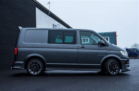 vw t6 abt vw transporter sportline abt get yours at swiss hq for