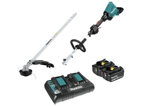 makita xuxmpt    lxt lithium ion brushless cordless couple shaft power head kit