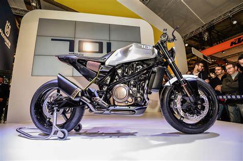 Husqvarna Vitpilen 701 Modification by Husqvarna Vitpilen 701 Concept Moto1pro