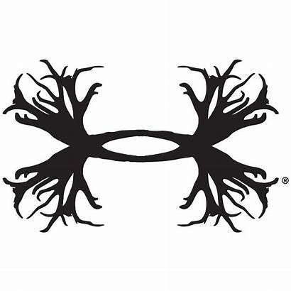 Armour Under Decal Silhouette Vinyl Hunting Decals