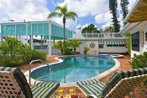 Rental Cars St Fl by Historic Waterfront House On The Bay Pool Vrbo