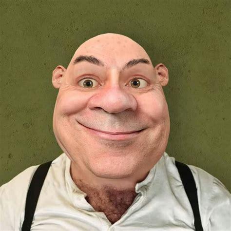 Humanoid Shrek Noahgettheboat