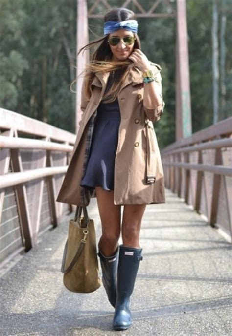 Picture Of Rainy Day Outfit Ideas 18