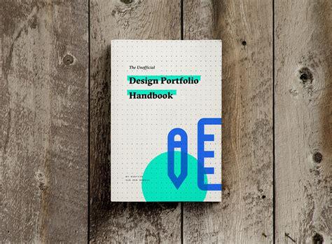 unofficial design portfolio handbook rethink