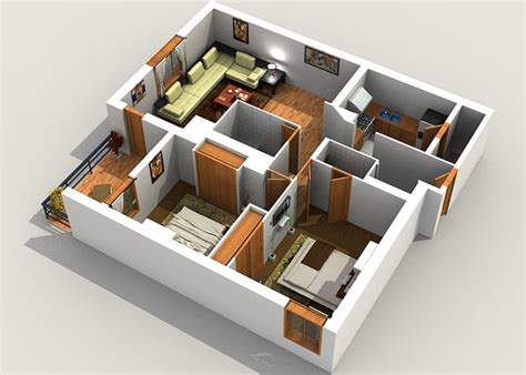 Kitchen Ideas For Minecraft - 3d floor plan drawings drafting services house office floor plan design