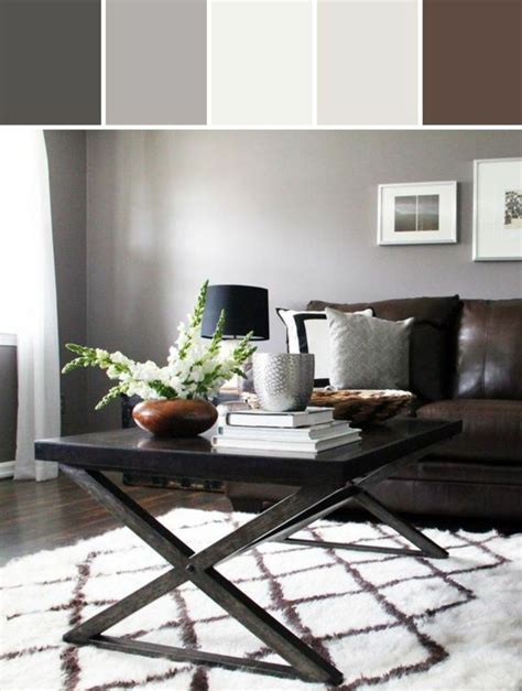 Braune Wand Wohnzimmer by What Colours Fit Together Wall Colors Combine House