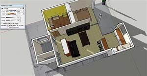 realiser ses plans avec un logiciel 3d google sketchup With logiciel plan maison 3d 8 construire sa maison en 3d dossier