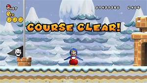 New Super Mario Bros Wii All Secret Exit Locations Youtube